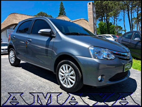 Toyota Etios Extra Full Amaya
