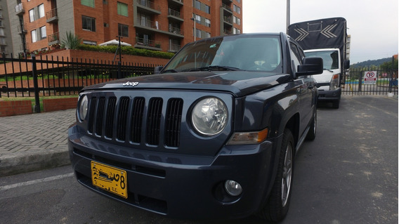 Jeep Patriot 2.4