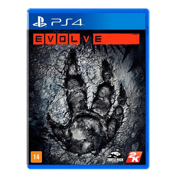 Game Ps4 Evolve - Original - Novo - Lacrado