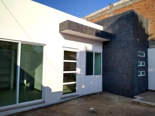 Casa Sola En Cuautla, Morelos