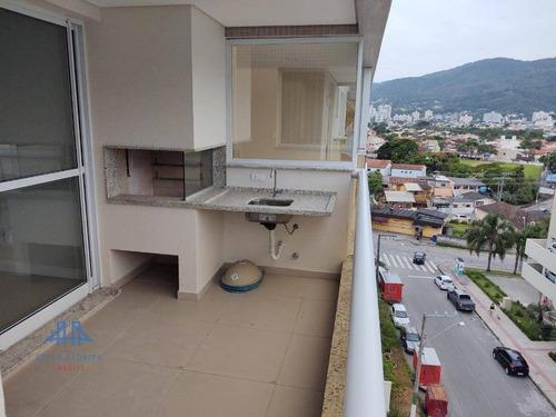 Imagem 1 de 30 de Apartamento Com 4 Dormitórios À Venda, 115 M² Por R$ 1.335.600,00 - Córrego Grande - Florianópolis/sc - Ap2899