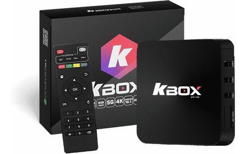 Imagem 1 de 1 de Kboxtv