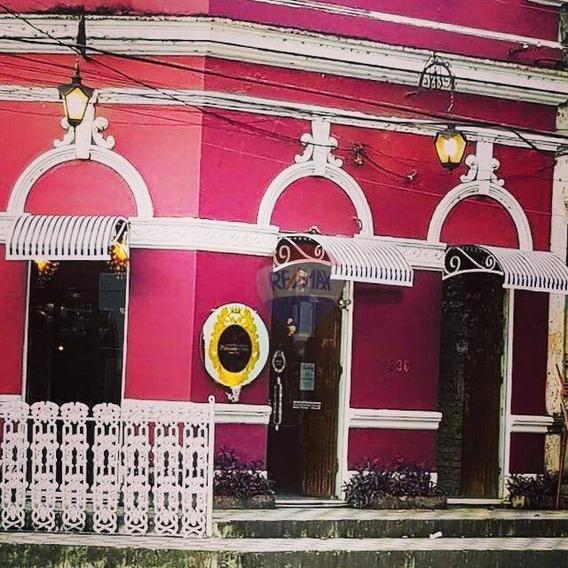 Casa À Venda, 513 M² Por R$ 1.600.000 - Apipucos - Recife/pe - Ca0114
