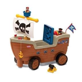 Correpasillo Barco Pirata Little Tikes R3496
