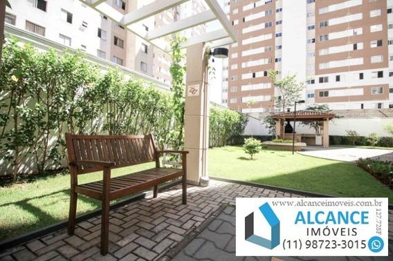 Barra Park - Apartamento De 44m² Com 2 Dormitórios À Venda Na Barra Funda Por R$ 300.000,00 | Alcance Imóveis - Ap00155 - 34234773