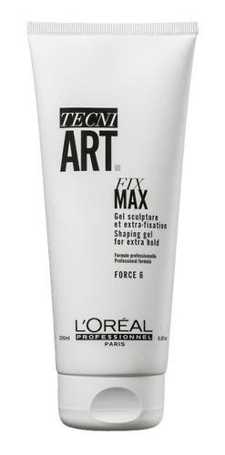 Imagem 1 de 2 de Finalizador L'oréal Professionnel Tecni.art Fix Max -200 Ml
