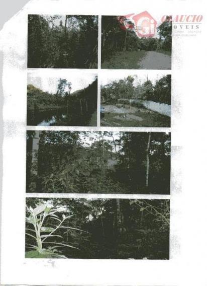 Terreno Para Venda Em São Lourenço Da Serra, Florial Parque - Te0024