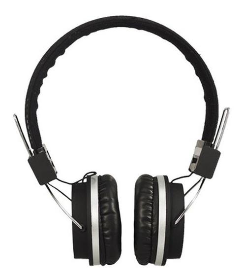 Headphone Quake Hb02 Black Bomber