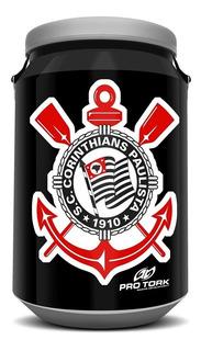 Cooler Térmico Do Corinthians Capacidade 24 Latas Com Alça