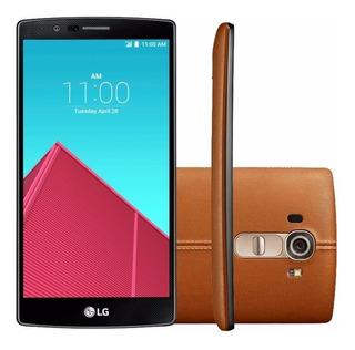 LG G4 H815 - 16mp, 4g Android 32 Gb, 3gb Ram - Tampa Marcada