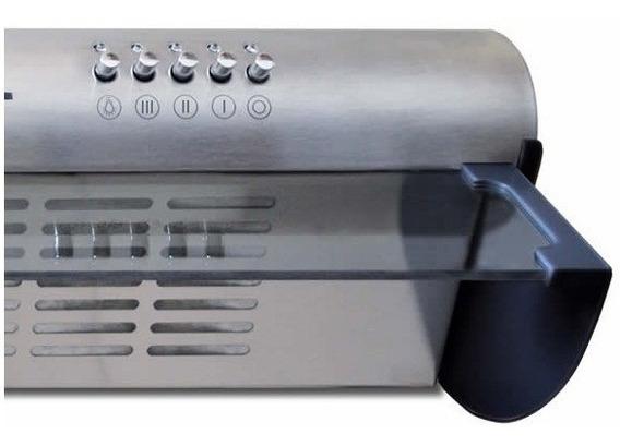 Purificador Extractor Spar Cocina Acero Inoxidable Axel 60cm