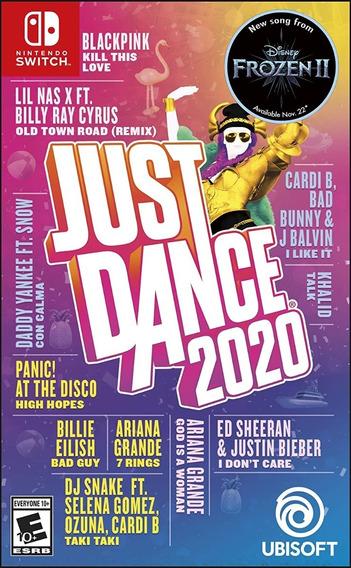 Jogo Just Dance 2020 - Nintendo Switch Standard Edition