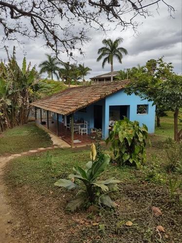Imagem 1 de 30 de Chácara Para Venda - Figueira Grande, Santa Branca - 10000m² - 2579