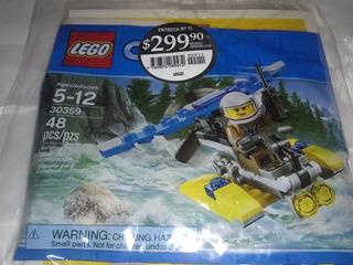 Coleccion Lego City N°11 Rescate En La Montaña