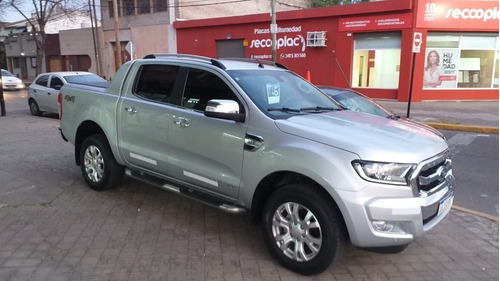 Ford  Ranger Xlt 3.2 Limited 4x4 At 2016 (plan Canje Cereal)