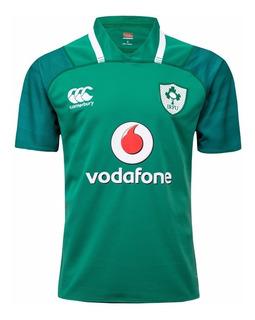 Camiseta Rugby Canterbury Irlanda Vapodri Irfu Pro Jersey
