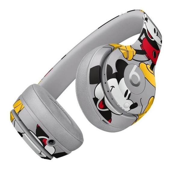 Audifonos Beats Solo3 Disney Bluetooth Wireless Mickey Mouse
