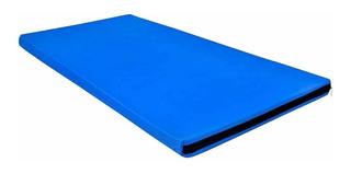 Colchoneta Gym Compactada Con Cierre 100 X 50 X 4 Cms