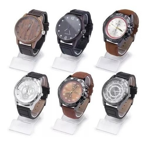 Lote Com 15 Relógios