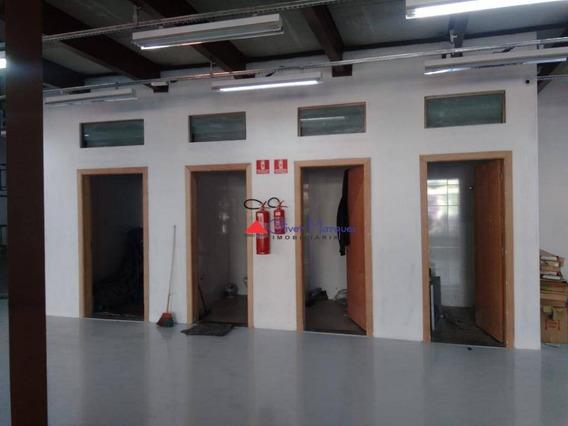 Salão Para Alugar, 776 M² Por R$ 33.000,00/mês - Jaguaré - São Paulo/sp - Sl0106