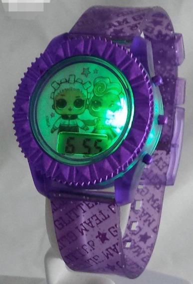 Reloj Lol Surprise Pulseras De Regalo