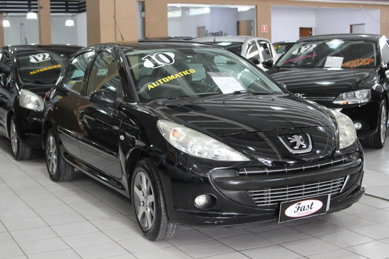 Peugeot 207 Automatico **sem Entrada + 499 Mensais**