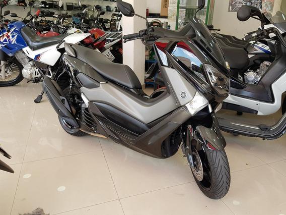 Yamaha Nmax 160 2018 Preta 30000 Km