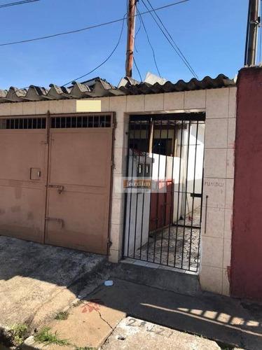 Terreno À Venda, 200 M² Por R$ 250.000,00 - Vila Vivaldi - São Bernardo Do Campo/sp - Te0976