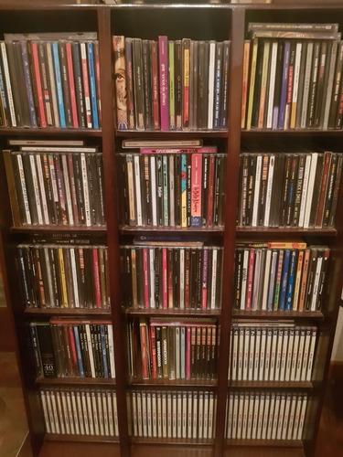 Colección De +60 Cds Musicales Originales Impecable Estado