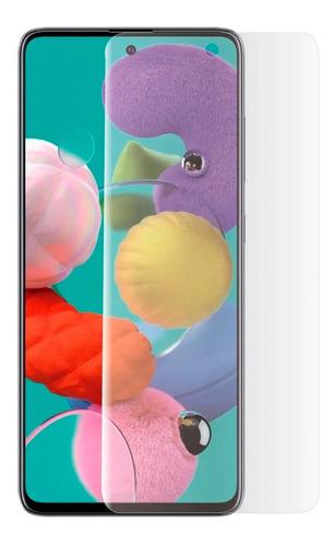 Film Hydrogel Siliconado + Kit De Instalacion Para Samsung