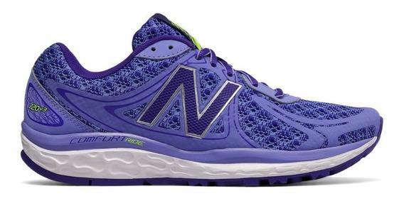 Zapatillas New Balance W720rb3 - Celeste/violeta