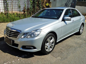 Mercedes Benz E 350 Avantgarde Executive 2010 Blindada