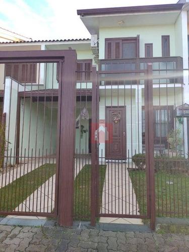 Imagem 1 de 8 de Sobrado Com 3 Dormitórios À Venda, 103 M² Por R$ 330.000 - Arroio Grande - Santa Cruz Do Sul/rs - So0223