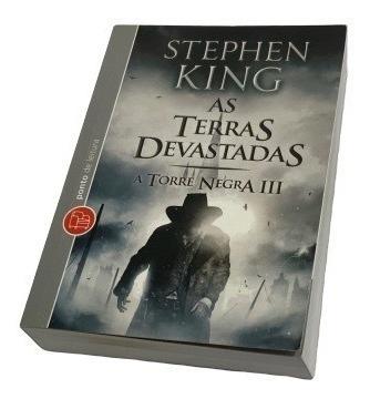 Livro As Terras Devastadas A Torre Negra 3 Stephen King