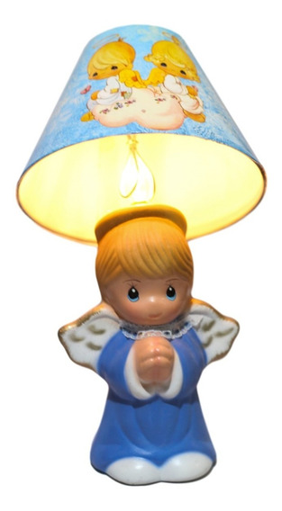 Centro De Mesa Bautizo Presentación Baby Shower Lámpara