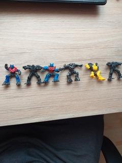 Figuras Jogo Premio Transformers