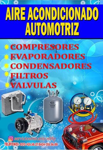 Imagen 1 de 5 de Aire Acondicionado Automotriz Evaporador Condensador Compre