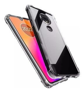 Capinha Motorola Moto G7 Play Anti Impacto Transparente