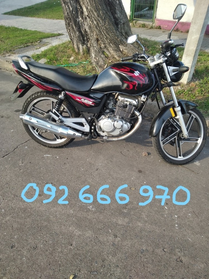 Suzuki Thunder 125cc