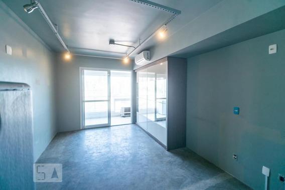 Studio No 7º Andar Com 1 Dormitório E 1 Garagem - Id: 892948980 - 248980