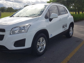 Chevrolet Tracker Motor 1800 2016 Blanco 5 Puertas