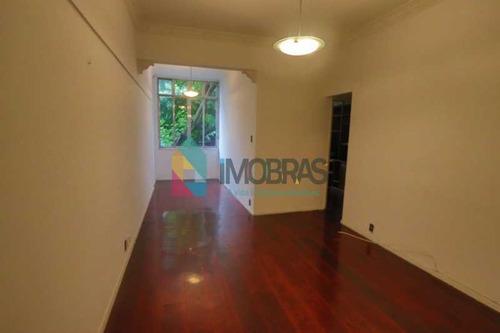 Imagem 1 de 14 de Apartamento No Humaitá Com  Área Externa !! - Boap20795