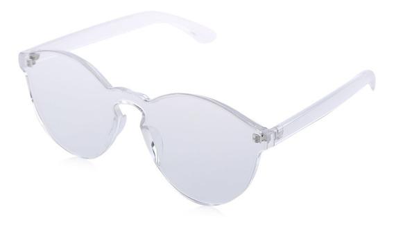 Gafas De Sol De Colores Transparentes Para Unisex