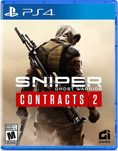 Imagen 1 de 4 de Sniper Ghost Warrior Contracts 2 - Ps4 / Mipowerdestiny