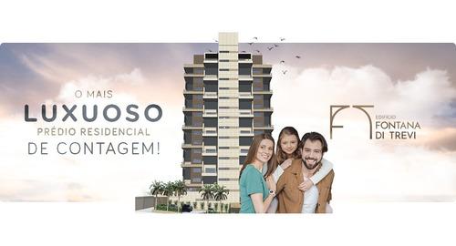 Imagem 1 de 18 de O Mais Luxuoso Prédio Residencial De Contagem!!! - 24597