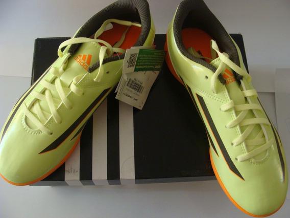 Zapatos adidas F5j Futsal Talla 5.5 35 Americanos