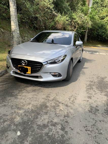 Mazda 3 Grand Touring Lx Modelo 2019.