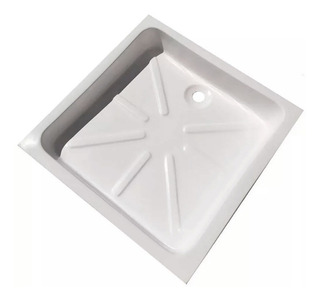 Receptaculo Plato Ducha Piso Box Baño 80 X 80 Rectangular