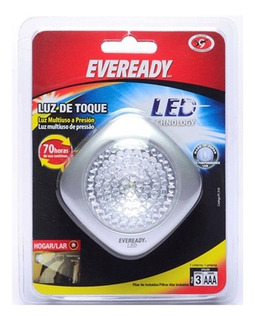 Linterna Eveready Toque 1 Led Battery Master