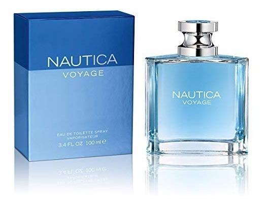 Perfume Nautica Voyage Masculino 100ml Edt - Original